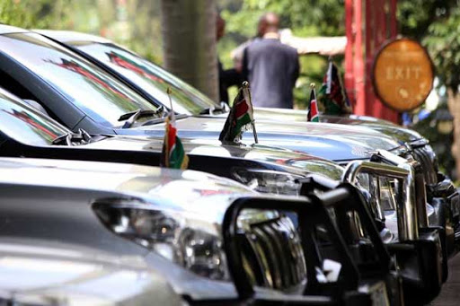 NARC Spent $12-Million on Personal Cars