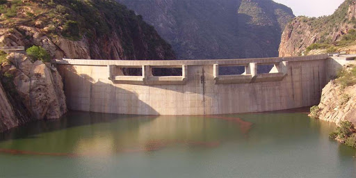 Turkwel Hydroelectric Power Station